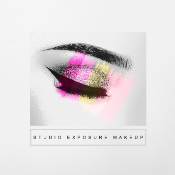 STUDIO EXPOSURE - LOGO WHITE
